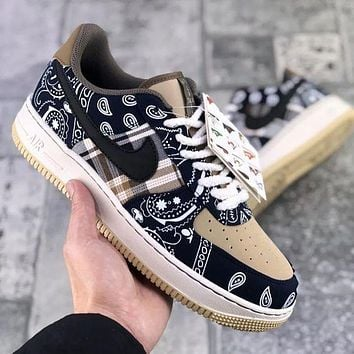 Nike Air Force 1 Low Air Force low-top all-match casual sports shoes sneakers