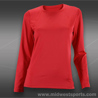 Tail Top Notch Long Sleeve Top
