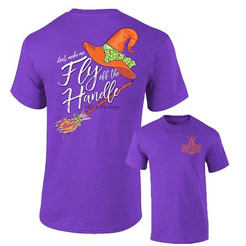 Southernology Fly off the Handle Halloween Classic T-Shirt