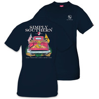 """Simply Southern """"Fade"""" Short Sleeve Tee"""