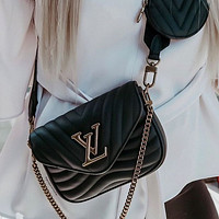 Louis Vuitton Lv New Wave Hand Bag