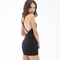 Sexy Backless Sleeveless Jumpsuit Romper [6316008833]