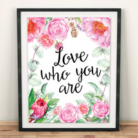valentines day decor valentines gift Love poster gift for women gift love quotes Framed quotes love quote love canvas sign valentines sign