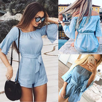 Summer One-piece Romper [10951329551]