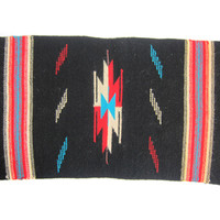 Three Potato Four - New Mexico Wool Runner - Black/Red/Blue/Cream