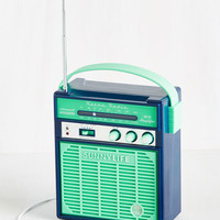 Tune in Next Timeless Portable Radio | Mod Retro Vintage Electronics | ModCloth.com