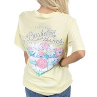 A Bushel & A Peck - Short Sleeve – Lauren James