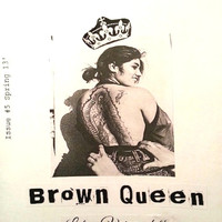 """Muchacha's """"Brown Queen: Latina Voices of the 21st Century """""""