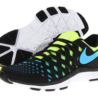 Nike Free Trainer 5.0 NRG Volt/Black/Current Blue - Zappos.com Free Shipping BOTH Ways