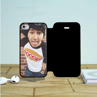 Jc Caylen iPhone 5 Flip Case Dewantary