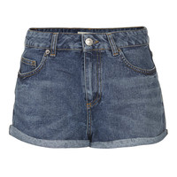 Petite Vintage High Waisted Hotpants - New In This Week - New In - Topshop