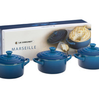 Set of 3 Mini Cocottes | Le Creuset