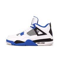 "AIR JORDAN 4 RETRO (GS) ""MOTORSPORTS"""
