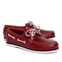 Midsole Boat Shoes - Brooks Brothers