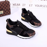 lv louis vuitton women casual shoes boots fashionable casual leather women heels sandal shoes 89