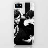 One Direction - Harry Styles iPhone Case by aestus | Society6