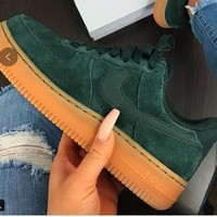 shosouvenir NIKE  AIR FORCE1 Casual sports shoes for men and women