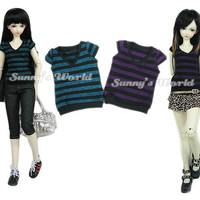 BJD Clothes T-shirt for 70cm/SD/MSD Ball-jointed Doll_CLOTHING_Ball Jointed Dolls (BJD) company-Legenddoll