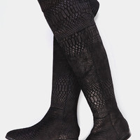 Victory Over The Knee Boots By Seychelles