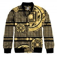 Golden Gods Bomber - Civil Clothing