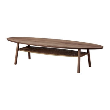 "STOCKHOLM Coffee table, walnut veneer - 70 7/8x23 1/4 "" - IKEA"