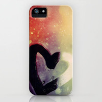 The Reflection of Love iPhone Case by Sybille Sterk | Society6
