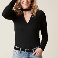 WILLOW & ROOT HIGH NECK TOP