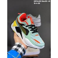 Puma RS-X men and women Running shoes