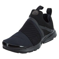 NIKE Presto Extreme Big Kid's Shoes Gym Black/Black 870020-001