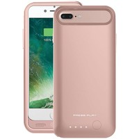Press Play Iphone 7 Plus Nero7 Battery Case (rose Gold)