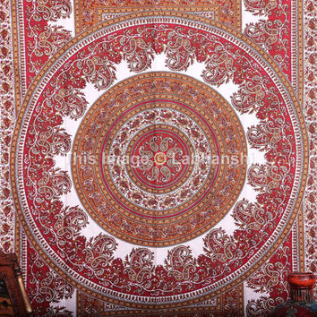 Mandala Tapestry Tapestries , Hippie Wall Hanging ,  Indian Tapestries, Wall Tapestries ,Tapestry Wall Hanging , Boho tapestries