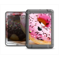The Sprinkled Donuts Apple iPad Mini LifeProof Nuud Case Skin Set