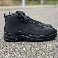 Air Jordan 12 ¡°Winterized¡± AJ12s WNTR Sneaekrs