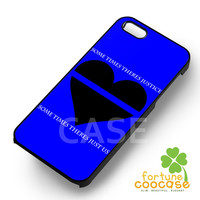 Thin Blue Line Heart-1naa for iPhone 6S case, iPhone 5s case, iPhone 6 case, iPhone 4S, Samsung S6 Edge