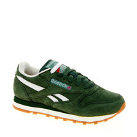 Reebok Classic Vintage Green Trainers
