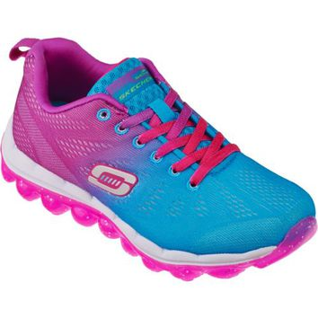 SKECHERS Girls' Skech-Air Perfect Quest Shoes   Academy