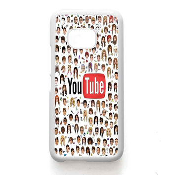 Youtube Boy Band HTC One Case Available For HTC One M9 HTC One M8 HTC One M7
