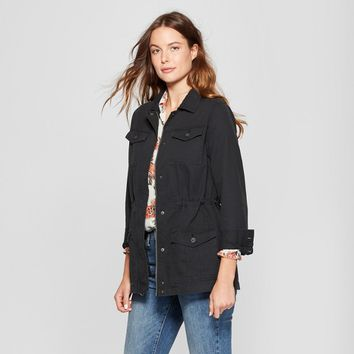 Women's Military Jacket - A New Day™