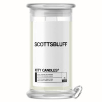 Scottsbluff City Jewelry Candle