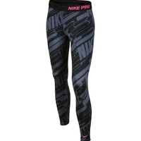 Nike Girls' Pro Hyperwarm Compression Tights | DICK'S Sporting Goods