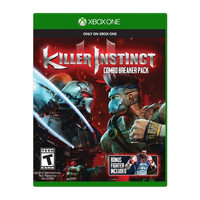 Killer Instinct Xbox One Video Game
