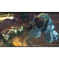 Reinhardt Charge Poster Print 36x24in