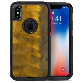 Furry Golden Explosion - iPhone X OtterBox Case & Skin Kits