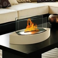 Ethanol Tabletop Fireplace | The Gadget Flow