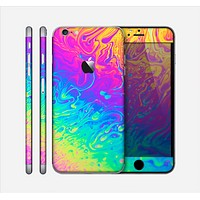 The Neon Color Fushion V2 Skin for the Apple iPhone 6 Plus