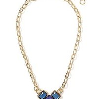 Midnight Sail Delicate Necklace