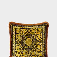 Versace Vanity Cushion - Black - Home Collection   US Online Store