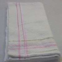 Over Size Hand woven Dish Cloth
