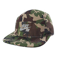 Nike Perforated 5 Panel Hat
