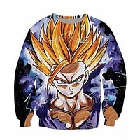 Super Saiyan Gohan Dragon Ball Z Sweatshirt